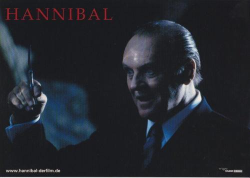 Hannibal (Anthony Hopkins)