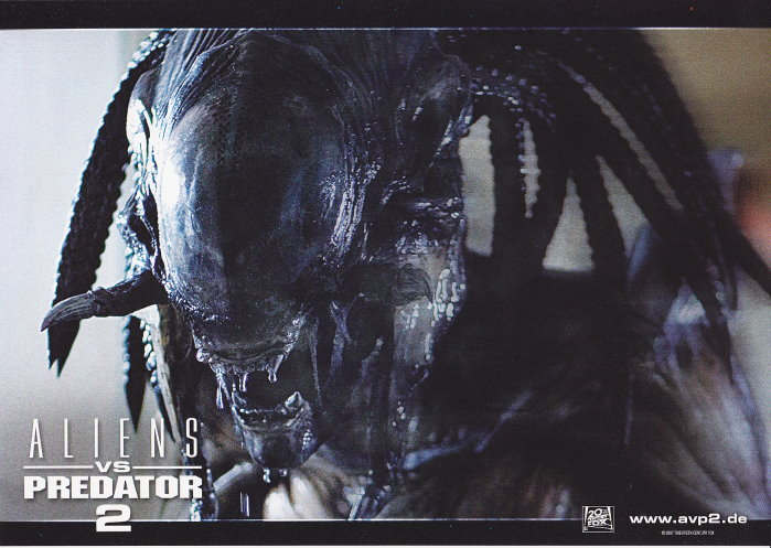 Alien vs. Predator – 5 Aushangfotos
