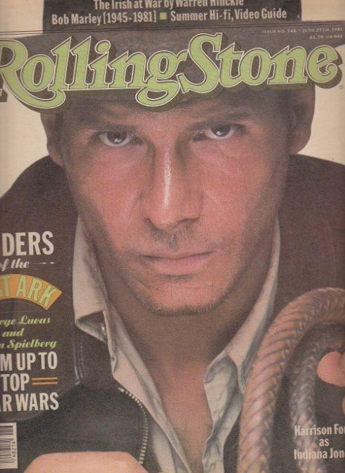 ROLLING STONE MAGAZINE von 1981 – Ausgabe 346