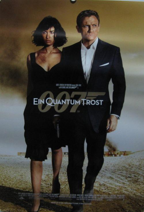 James Bond 007- Ein Quantum Trost