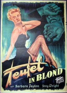 """Filmplakateausstellung """"Die erotischen 50er"""""""