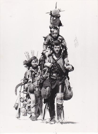 Mad Max- Jenseits der Donnerkuppel (Pressefotos)
