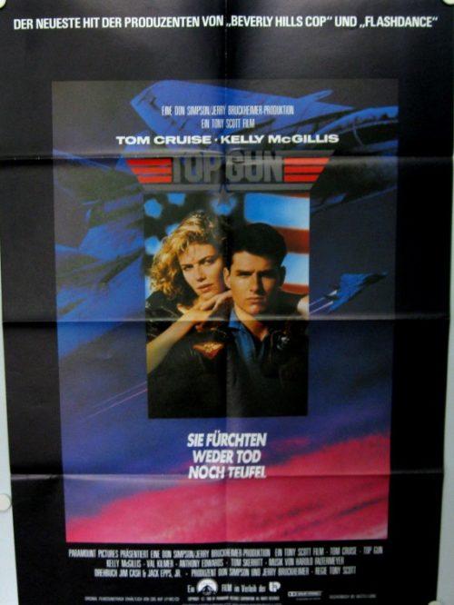 Top Gun (Germ. 1sheet)