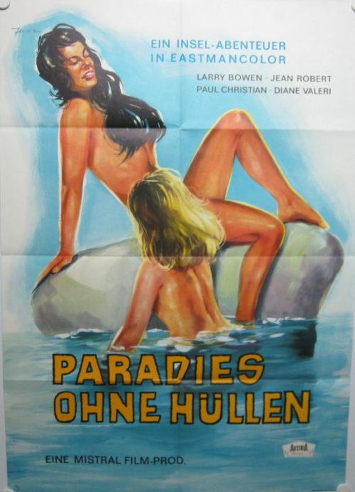Paradies ohne Hüllen (Din A1 Plakat/ One Sheet)