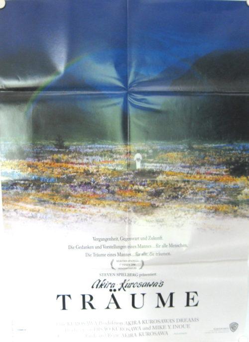 Akira Kurosawa's TRÄUME (Din A1 Plakat/ German One Sheet)