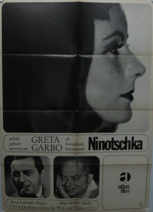 Ninotschka (Din A1 Plakat/ German One Sheet)