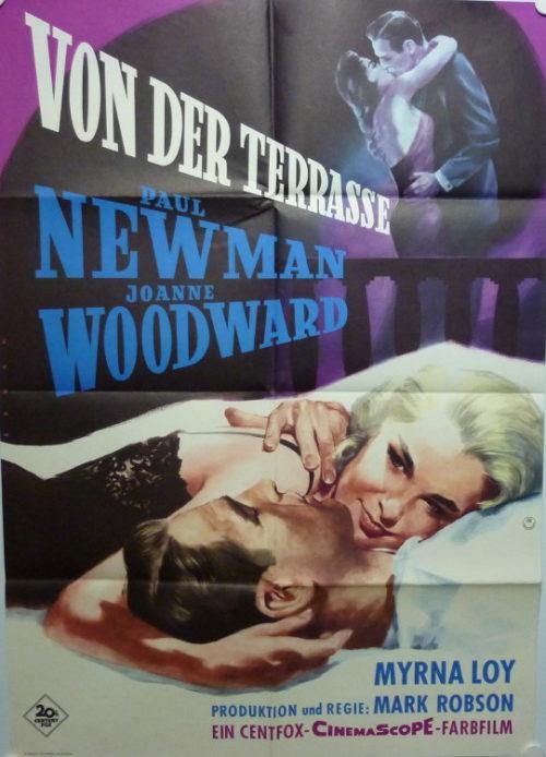 Von der Terrasse (Din A1 Plakat/ German One Sheet)