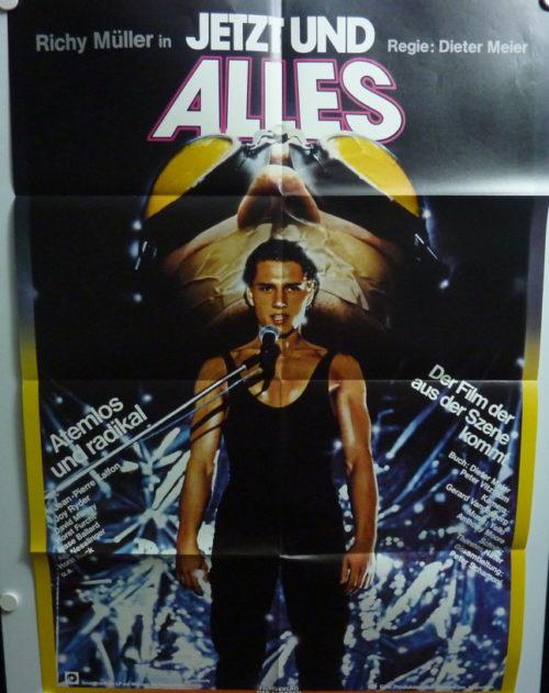 Jetzt und alles (Din A1 Plakat/ German One Sheet)