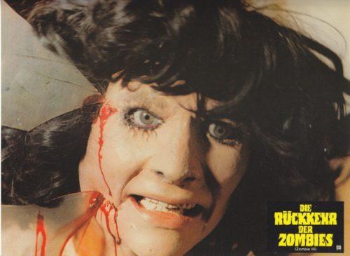 Die Rückkehr der Zombies (12 Aushangfotos/ Lobbycards)