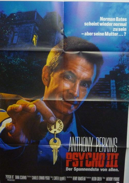 Psycho III (Din A1 Plakat/ Original German One Sheet)