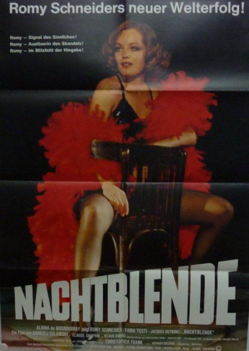 Nachtblende (Din A1 Plakat/ German One Sheet)