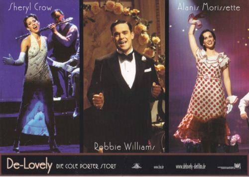 De-Lovely- Die Cole Porter Story (4 Aushangfotos/ 4 Lobbycards)