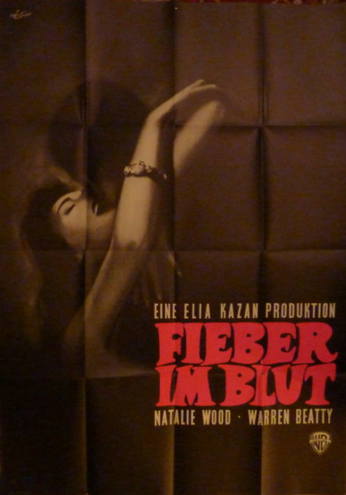 Fieber im Blut (Din A0 Plakat/ German 2 Sheet)