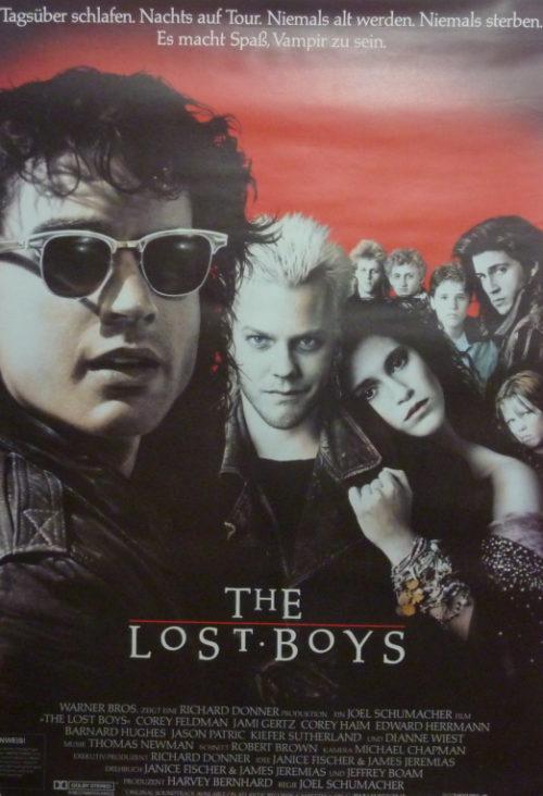 The Lost Boys (Din A1 Plakat/ Original German One Sheet)