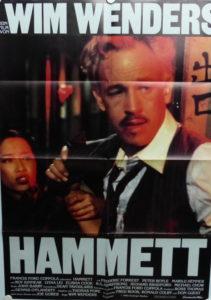 Hammett (Din A1 Plakat/ Original German One Sheet)