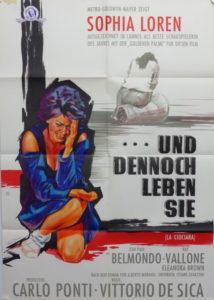 …und dennoch leben Sie (Din A1 Plakat/ Original German One Sheet)
