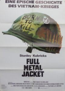 Full Metal Jacket (Din A1 Plakat/ Original German One Sheet)