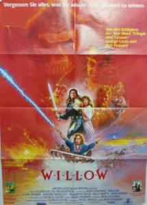 Willow (Din A1 Plakat/ Original German One Sheet)