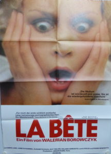 Das Biest- La Bete (Din A1 Plakat/ Original German One Sheet)