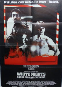 White Nights (Din A1 Plakat/ Original German One Sheet)
