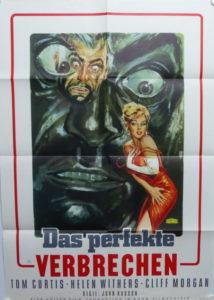 Das perfekte Verbrechen (Din A1 Plakat/ Original German One Sheet)