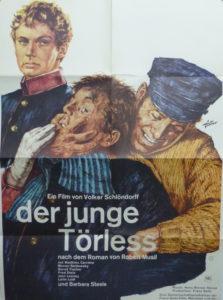 Der junge Törless (Din A1 Plakat/ Original German One Sheet)