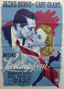 Meine Lieblingsfrau (Original Din A1 Plakat/ Original German One Sheet)