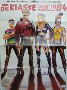 Die Klasse von 1984 (Din A1 Plakat/ Original German One Sheet)