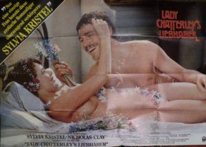Lady Chatterley's Liebhaber (Din A0 Plakat/ Original German 2Sheet)