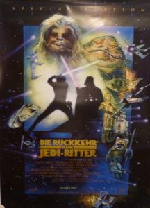 Die Rückkehr der Jedi-Ritter (Original Din A1 Plakat)