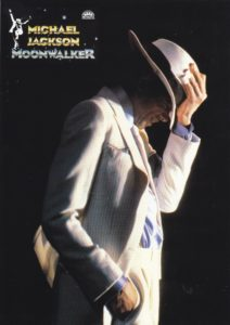 Moonwalker- Michael Jackson (16 Aushangfotos/ 16 original german lobbycards)