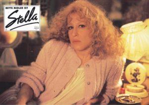 Stella (Bette Midler) 12 Aushangfotos/ 12 original german lobbycards