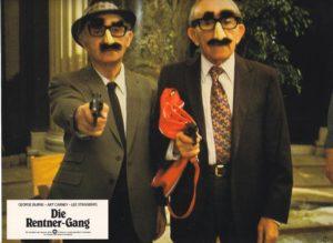 Die Rentnergang (12 Aushangfotos/ 12 original german lobbycards)