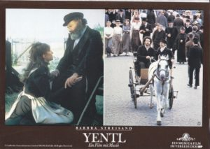 Yentl (8 Aushangotos/ 8 original german lobbycards)