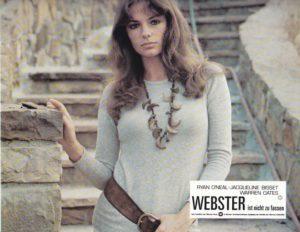 Webster ist nicht zu fassen (Original Aushangfotos/ Original german lobbycards)