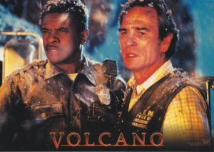 Volcano (8 Aushangfotos/ 8 original german lobbycards)