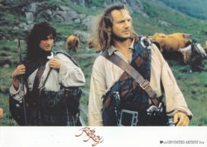 ROB ROY (8 Aushangfotos/ 8 german lobbycards)