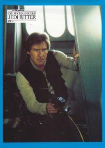 Die Rückkehr der Jedi-Ritter (8 Aushangfotos/ 8 original german lobbycards)