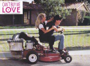 Can't Buy Me Love (8  Aushangfotos/ 8 original german LC's)