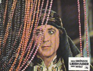 Der größte Liebhaber der Welt (Gene Wilder) 24 Aushangfotos/24 original german lobbycards