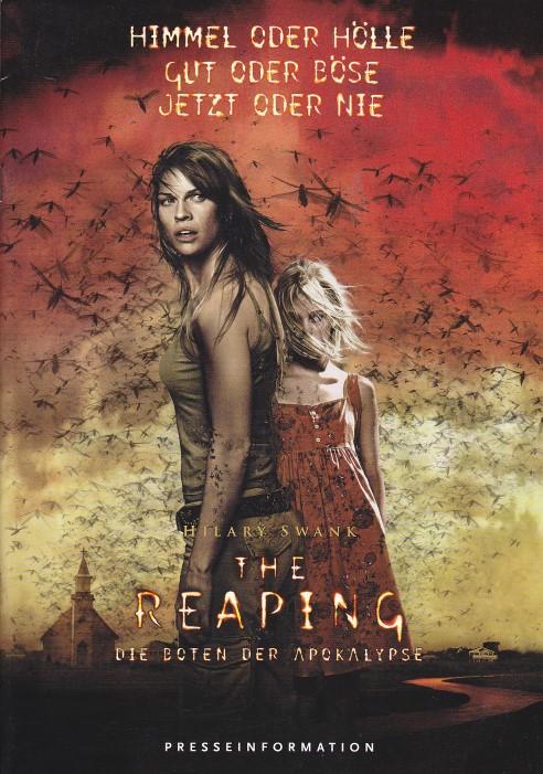 The Reaping (Presseheft/ Pressbook)