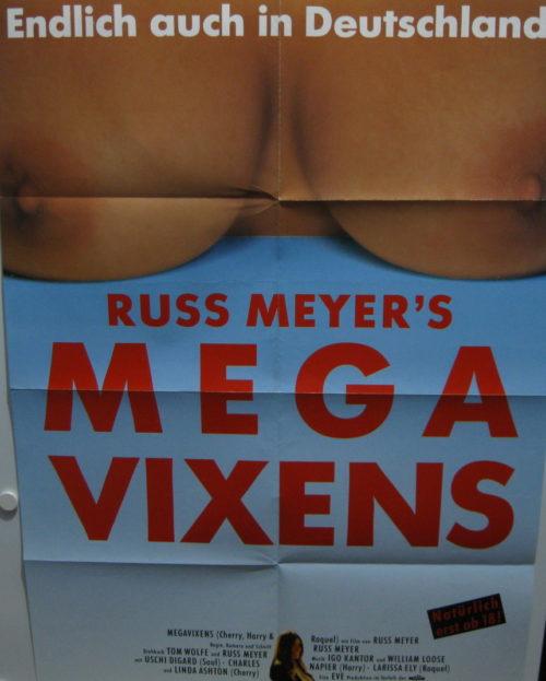 Russ Meyer`s MEGAVIXENS
