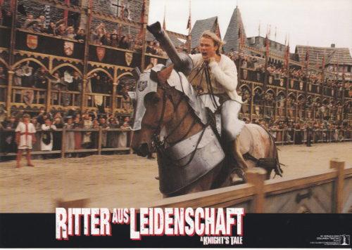 Ritter aus Leidenschaft - 8 Aushangfotos