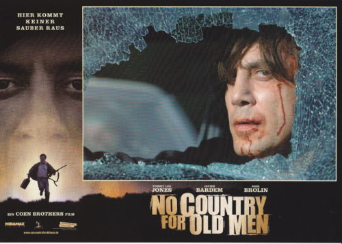 No Country for Old Men - 4 Aushangfotos