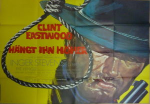 Hang 'EM High (Germ. 2sheet)