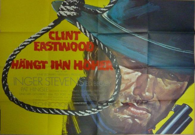 Hängt ihn höher (Din A0 Plakat/ Original German 2Sheet)