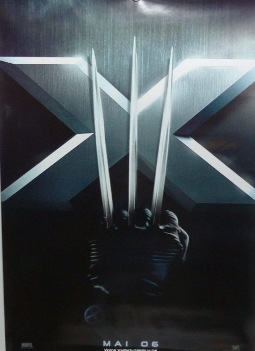 X-Men- Der letzte Widerstand (Din A1 Plakat/ Original German One Sheet)