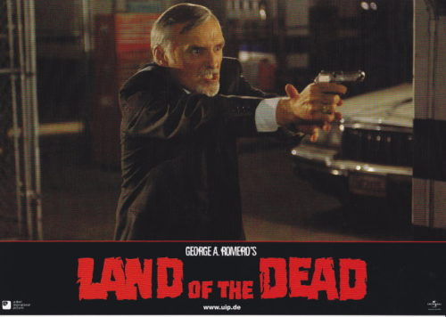Land of the dead (George A.Romero) 8 Lobby Cards