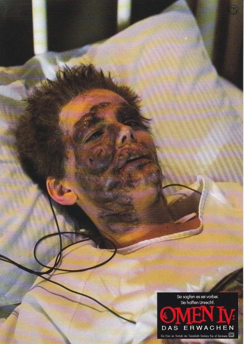Omen IV- Das Erwachen (8 Aushangfotos/ 8 Lobbycards)