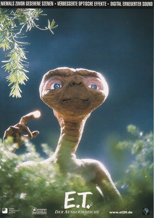 E.T.: The Extra- Terrestrial
